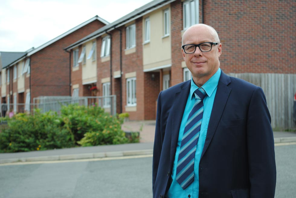 Mid Wales Housing Association chief executive